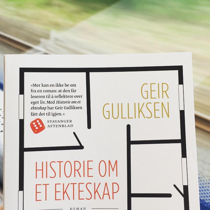 Geir Gulliksen, Historie om et ekteskap