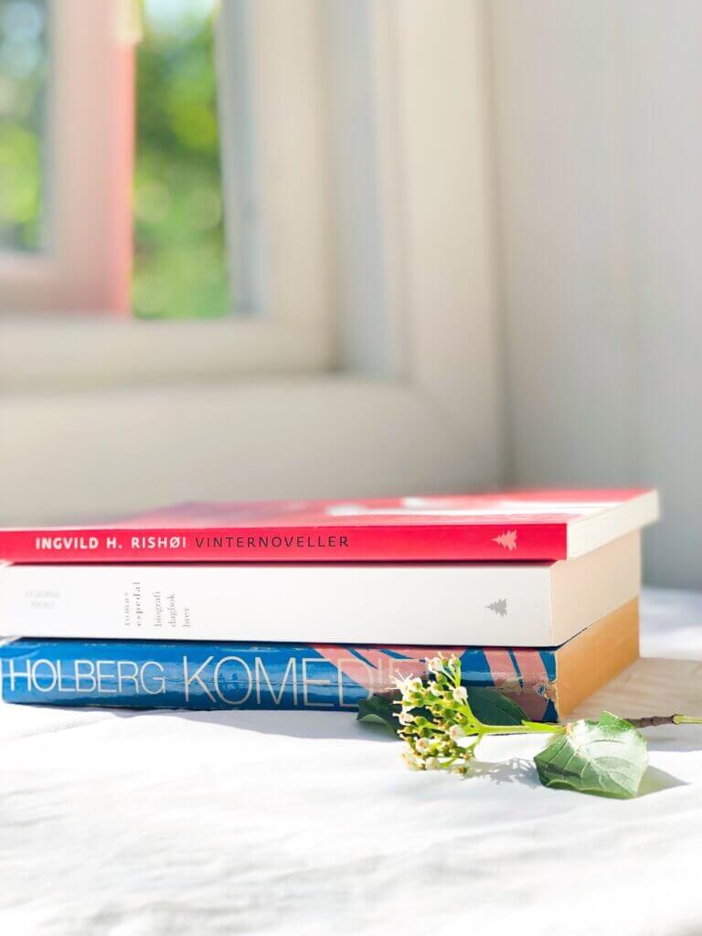 Norsk litteratur, Ingvild Rishøi, Tomas Espedal, Ludvig Holberg