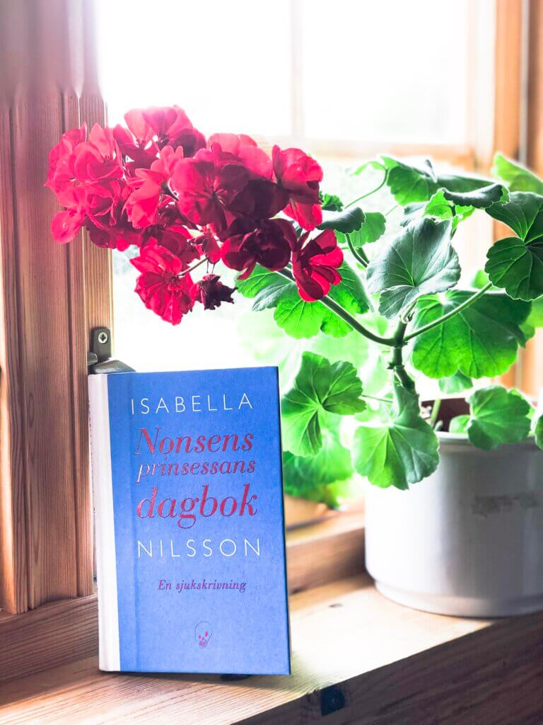 Nonsensprinsessans dagbok, Isabella Nilsson, nomineret til Nordisk Råds Litteraturpris 2019, Ellerströms Förlag