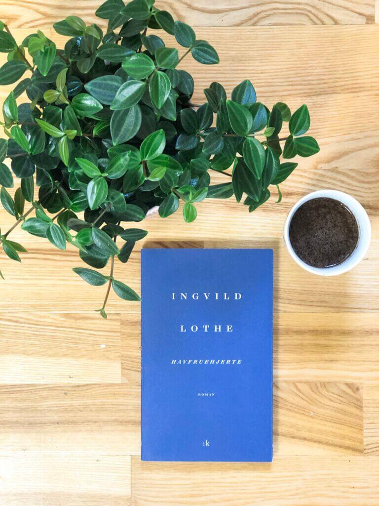 Havfruehjerte, Ingvild Lothe, Kolon Forlag 2019